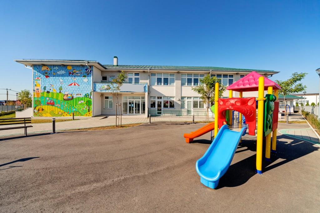 playground in school