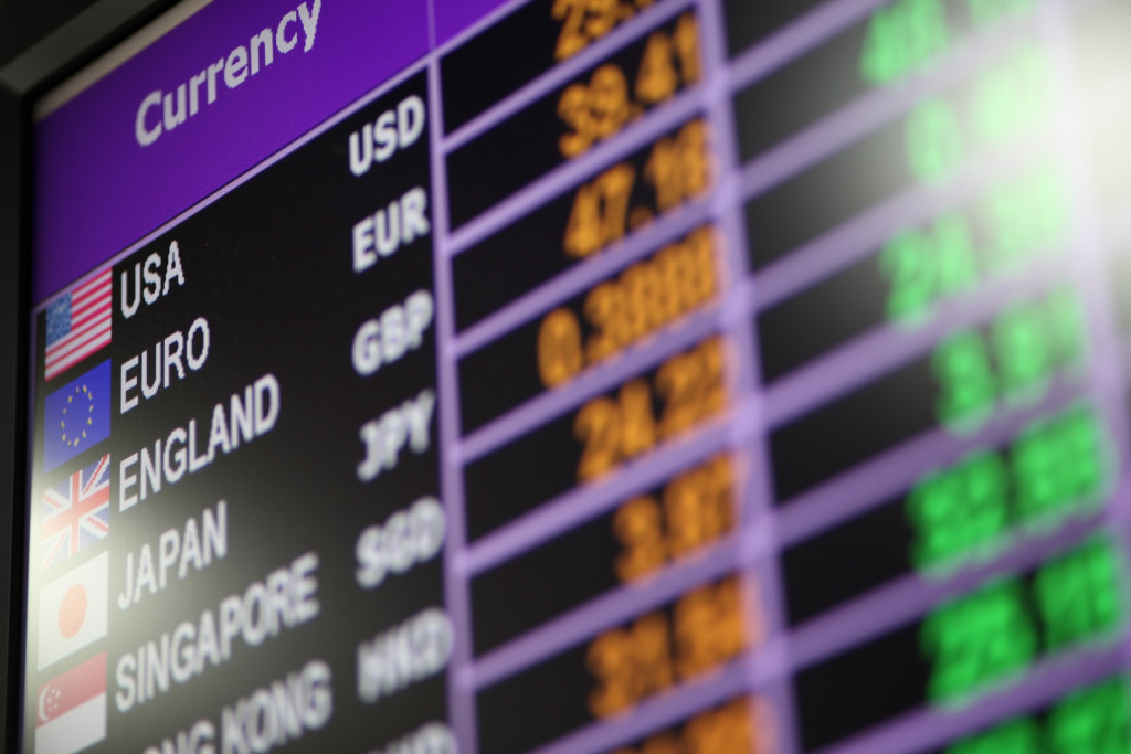 currency value board